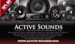 Active Sounds Flyer #3