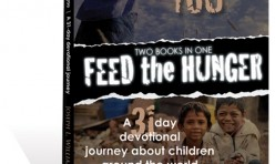 Feed the Hunger Book Design