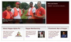 Kappa Alpha Psi Fraternity, Inc. - Elon