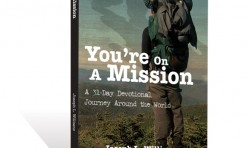 You're on A Mission Book Design