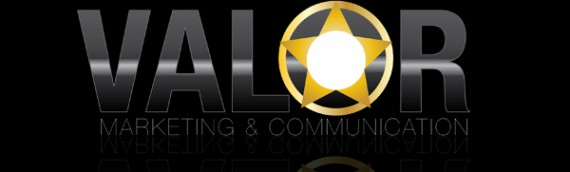 Valor Marketing & Communication Logo Design